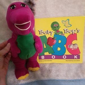 Barney & Baby Bop Book Set